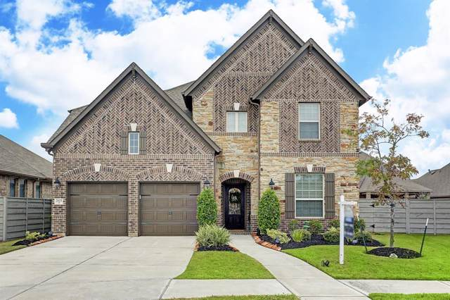 2615 Redbud Trail Lane, Manvel, TX 77578 (MLS #61730784) :: The SOLD by George Team