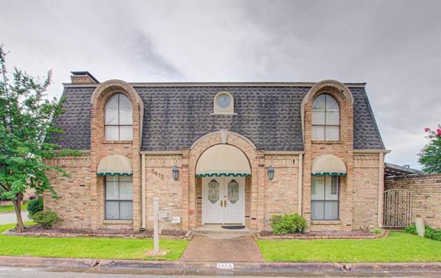 5415 Brandon Court, Tyler, TX 75703 (MLS #61732053) :: Texas Home Shop Realty