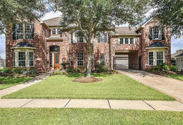 339 Northcliff Ridge Lane, Friendswood, TX 77546 (MLS #61739527) :: Texas Home Shop Realty