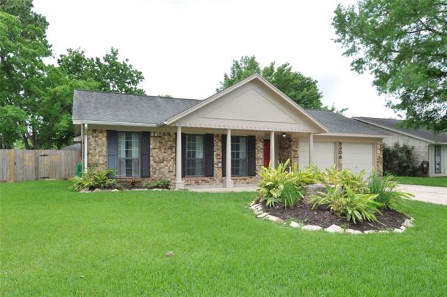 5306 Groveton Lane, Pearland, TX 77584 (MLS #61757872) :: The Heyl Group at Keller Williams