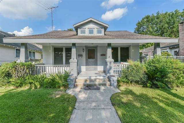 1432 Arlington Street, Houston, TX 77008 (MLS #61763538) :: Caskey Realty