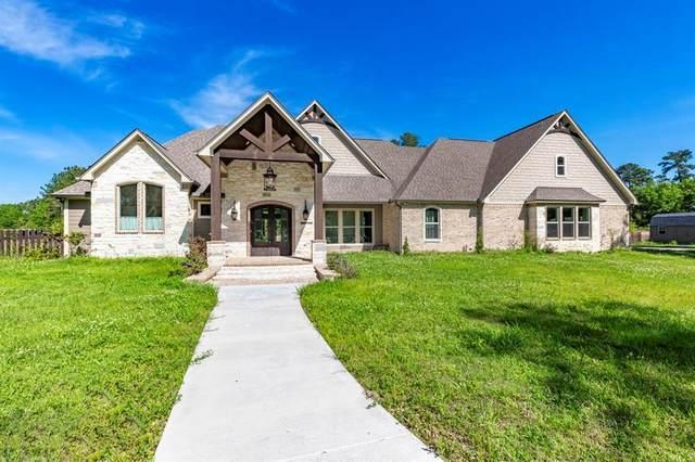 7870 Cowpen Road, Orange, TX 77632 (MLS #61773650) :: The Sansone Group