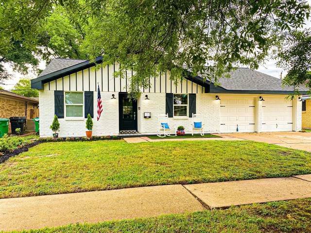 5603 Verdome Lane, Houston, TX 77092 (MLS #61778900) :: The SOLD by George Team