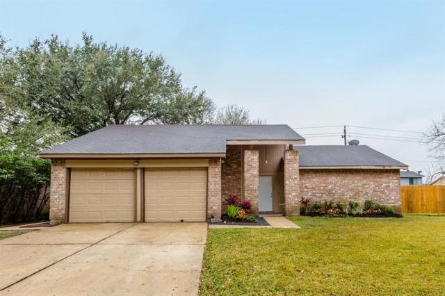 1115 Whispering Pine Drive, Missouri City, TX 77489 (MLS #61783264) :: The Bly Team