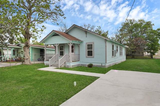 314 S Cobb Street, Texas City, TX 77591 (MLS #6178517) :: The Sansone Group