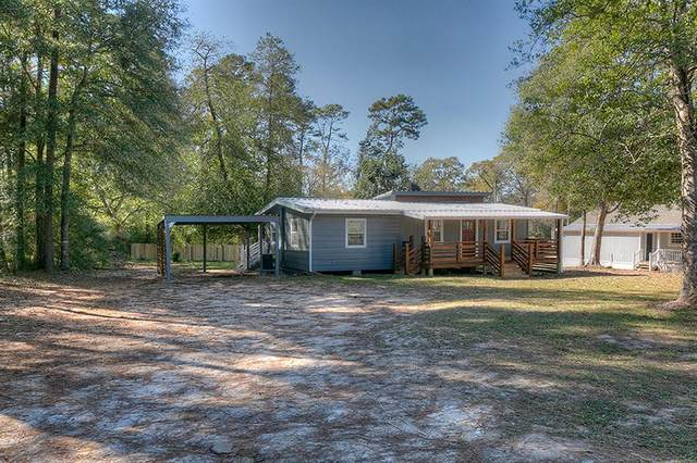 1244 State Highway 150, Coldspring, TX 77331 (MLS #61788455) :: The Home Branch
