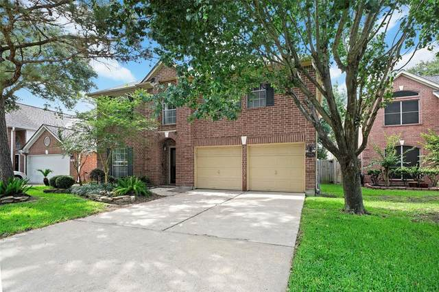 15026 Old Hearth Drive, Houston, TX 77084 (MLS #61801750) :: The SOLD by George Team