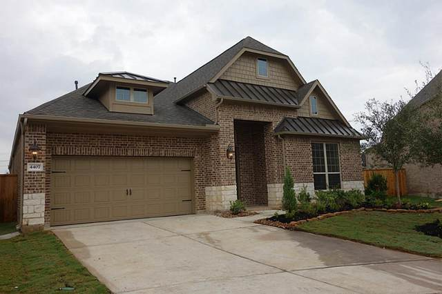 4407 Calvet Forest Drive, Katy, TX 77494 (MLS #61822531) :: The SOLD by George Team