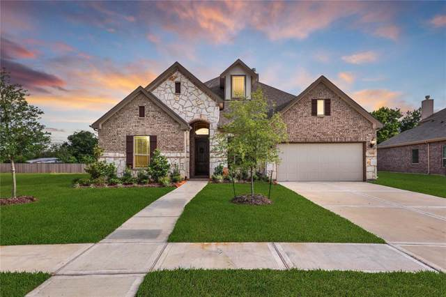 4612 Fisher Drive, Pearland, TX 77584 (MLS #61822834) :: Green Residential