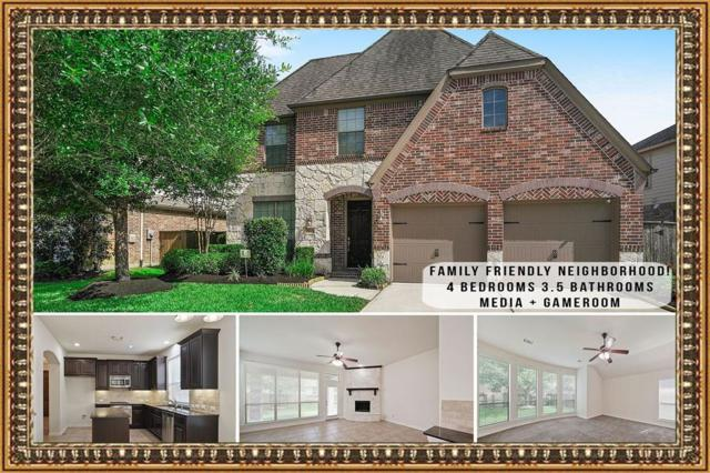 7010 Sanders Hill Lane, Humble, TX 77396 (MLS #61824362) :: JL Realty Team at Coldwell Banker, United