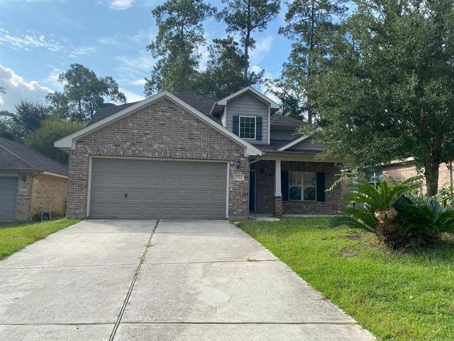 11 E Sage Creek Place, The Woodlands, TX 77382 (MLS #61829089) :: My BCS Home Real Estate Group