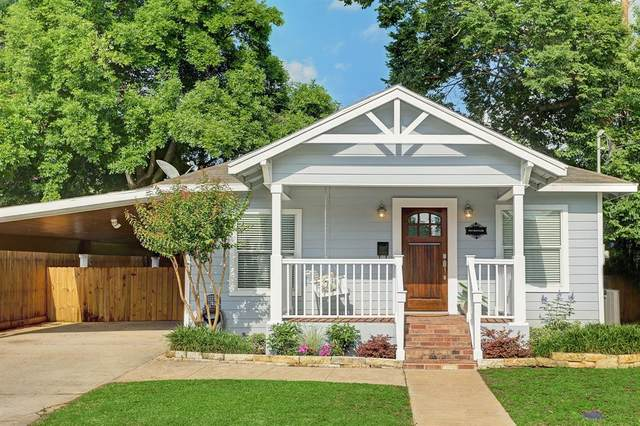 2614 Baylor Street, Houston, TX 77009 (MLS #61835236) :: The SOLD by George Team