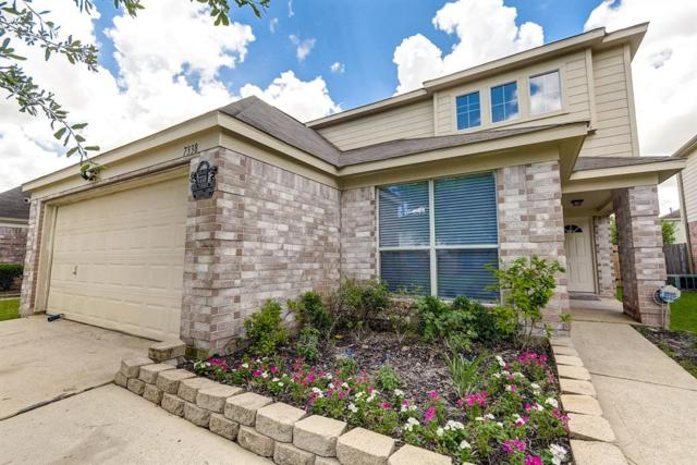 7338 Fox Forest Trail, Humble, TX 77338 (MLS #61836325) :: The Johnson Team