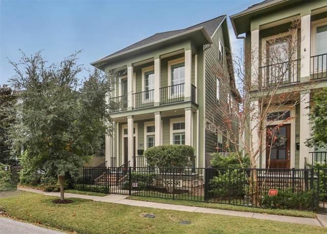 1035 Waverly Street A, Houston, TX 77008 (MLS #61838394) :: Guevara Backman