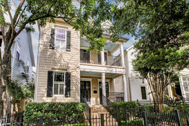 905 Waverly Street, Houston, TX 77008 (MLS #61839013) :: NewHomePrograms.com LLC