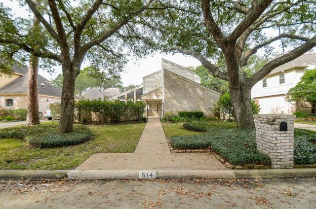 514 Commodore Way, Houston, TX 77079 (MLS #61858400) :: Green Residential