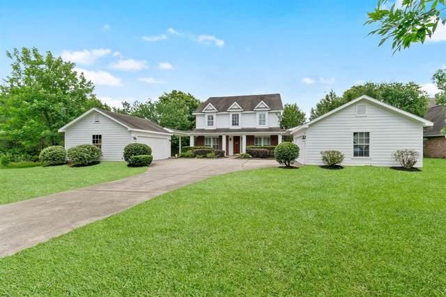 11405 E Zoe Loop Drive, Montgomery, TX 77316 (MLS #6186079) :: Caskey Realty