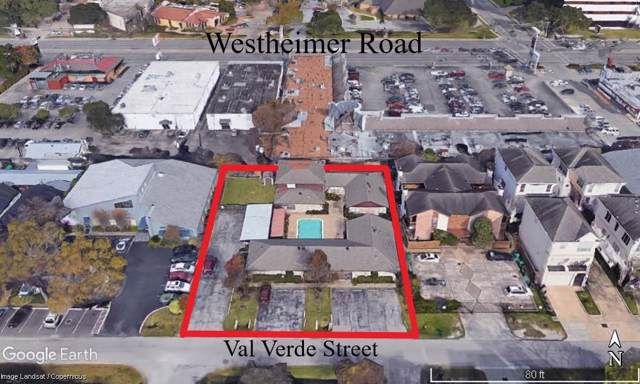 5722-5724 Val Verde Street, Houston, TX 77057 (MLS #61862353) :: The Heyl Group at Keller Williams