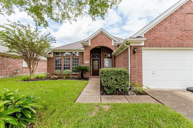 4823 Lochman Lane, Pearland, TX 77584 (MLS #6186769) :: Green Residential