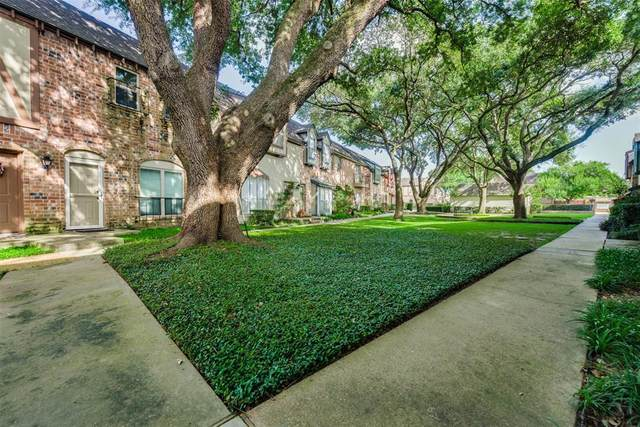 14715 Barryknoll Lane #142, Houston, TX 77079 (MLS #61871716) :: The Lugo Group