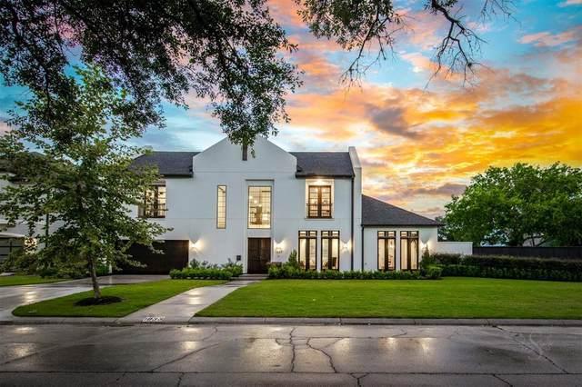 1033 Fisher Street, Houston, TX 77018 (MLS #61873699) :: The Bly Team
