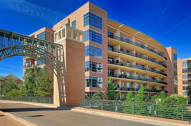 1 Waterway Court 4B, The Woodlands, TX 77380 (MLS #61880167) :: Parodi Group Real Estate