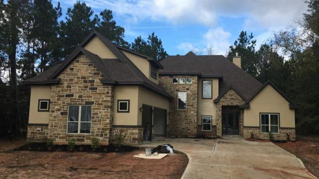 15580 Guinevere Lane, Montgomery, TX 77316 (MLS #61883099) :: Giorgi Real Estate Group