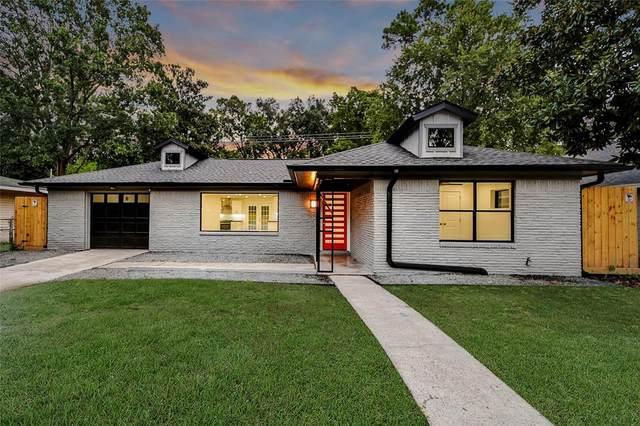 4634 Ella Boulevard, Houston, TX 77018 (MLS #61883701) :: All Cities USA Realty