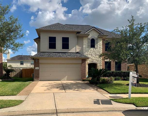 2730 Lakecrest Way Drive, Katy, TX 77493 (MLS #61887781) :: Connect Realty