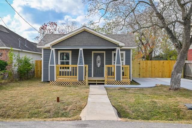 7920 Comal Street, Houston, TX 77051 (MLS #61891502) :: Texas Home Shop Realty