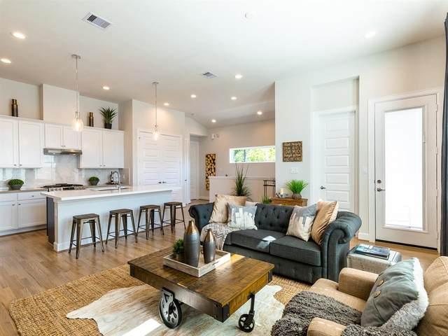 506 W Donovan Street D, Houston, TX 77091 (MLS #61911818) :: Homemax Properties