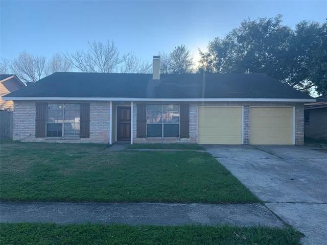 4319 Queens Retreat Drive, Houston, TX 77066 (MLS #61913576) :: The Sansone Group