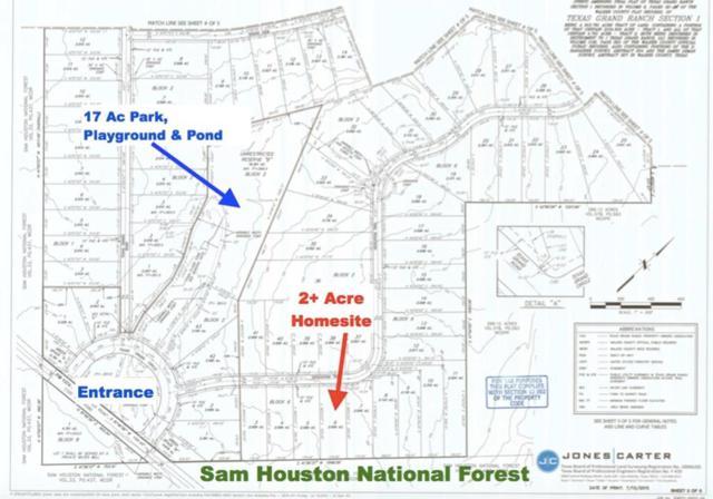 LOT 6 Dedication Trail, Huntsville, TX 77340 (MLS #61920234) :: Caskey Realty