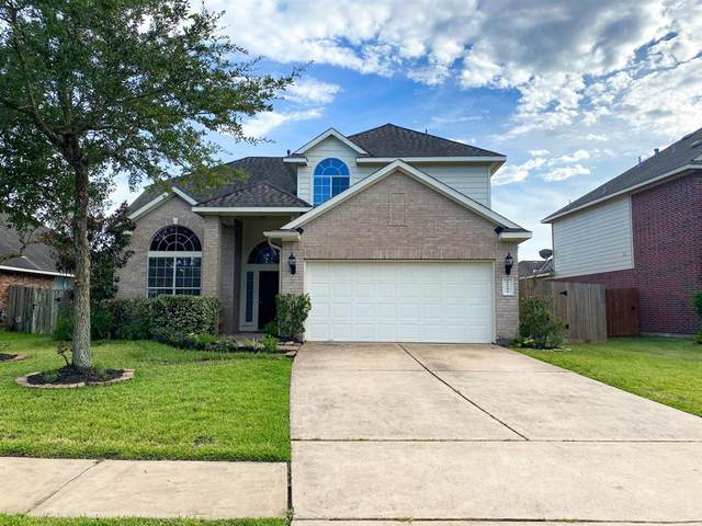 12606 Bethany Bay Drive, Pearland, TX 77584 (MLS #61920679) :: The Wendy Sherman Team