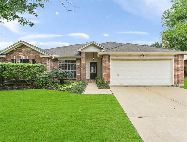 614 Oak Glen Drive, Kemah, TX 77565 (MLS #61927862) :: Texas Home Shop Realty