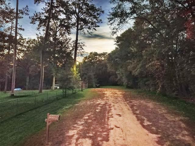 0 End Of Starks Lane, Willis, TX 77378 (MLS #61930117) :: Michele Harmon Team