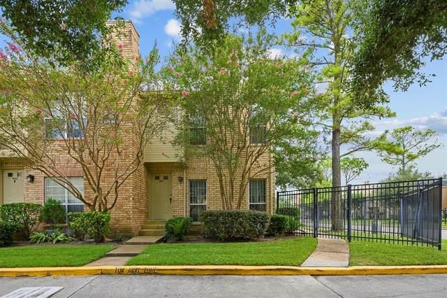 1515 Sandy Springs Road #1601, Houston, TX 77042 (MLS #61931157) :: Michele Harmon Team