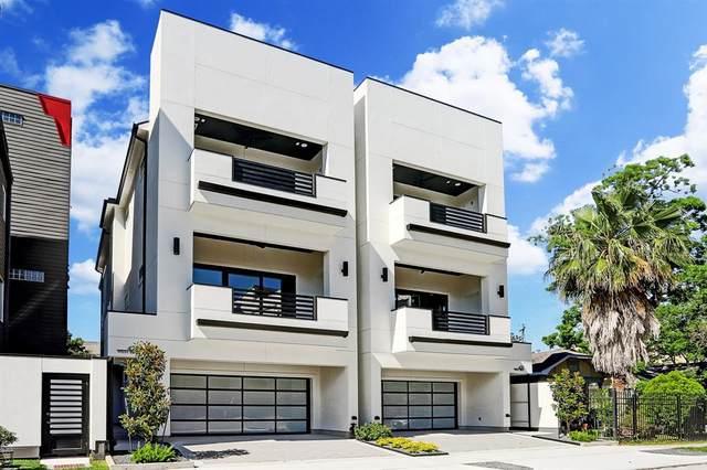 420 W Bell Street, Houston, TX 77019 (MLS #61934416) :: Green Residential