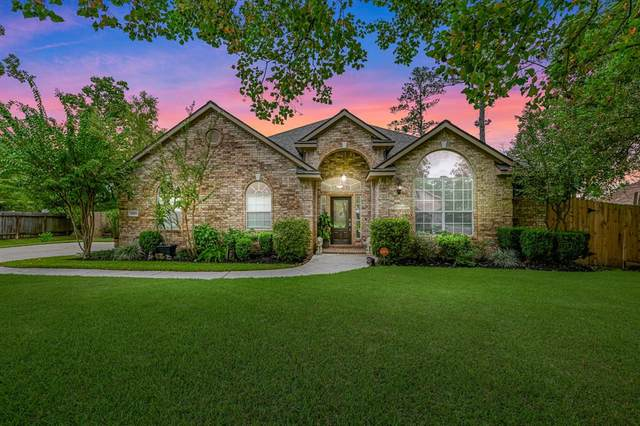 5819 Weisinger Drive, Magnolia, TX 77354 (MLS #61945993) :: The SOLD by George Team