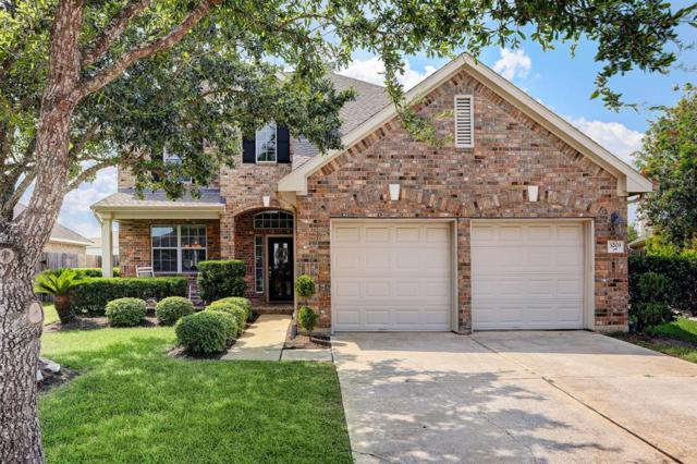 3203 Mossy Bend Lane, Pearland, TX 77581 (MLS #61949295) :: Christy Buck Team