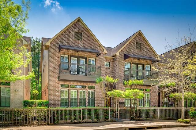 38 Riva Row, The Woodlands, TX 77380 (MLS #61952313) :: Giorgi Real Estate Group
