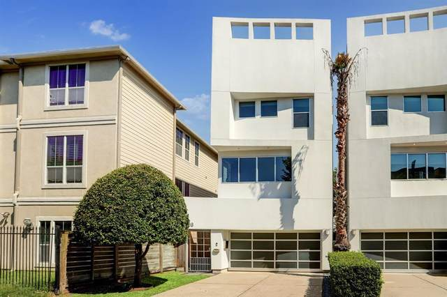 5418 Lacy Street B, Houston, TX 77007 (MLS #61959491) :: All Cities USA Realty
