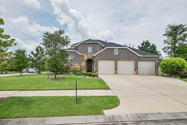 8167 Laughing Falcon Trail, Conroe, TX 77385 (MLS #61971004) :: The Home Branch
