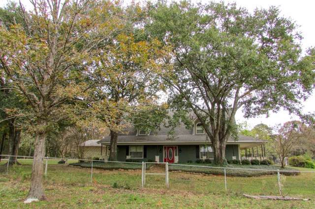232 Fenley Flat Road, Pollok, TX 75969 (MLS #61979189) :: Texas Home Shop Realty