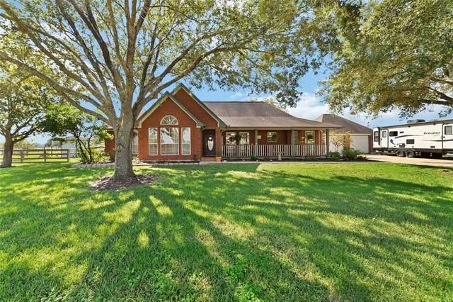 6320 County Road 308, Rosharon, TX 77583 (MLS #61986870) :: Texas Home Shop Realty