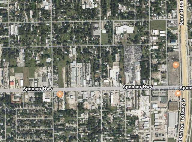 4817 Spencer Highway, Pasadena, TX 77505 (MLS #61992865) :: The Bly Team