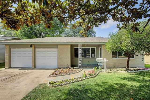 5410 De Milo Drive, Houston, TX 77092 (MLS #62000454) :: Magnolia Realty