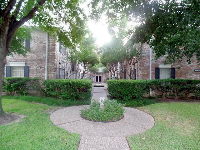 7900 Westheimer Road #247, Houston, TX 77063 (MLS #62013013) :: Lisa Marie Group | RE/MAX Grand
