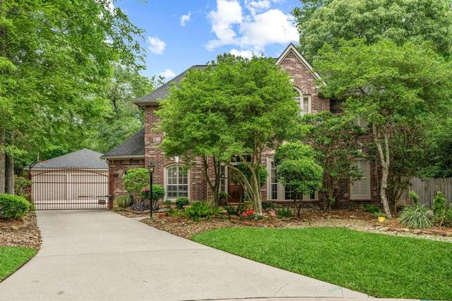 130 Twilight Place, The Woodlands, TX 77381 (MLS #6201495) :: Caskey Realty