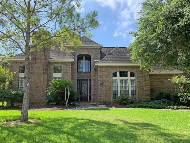 223 Dewberry Drive, Lake Jackson, TX 77566 (MLS #62015690) :: Texas Home Shop Realty